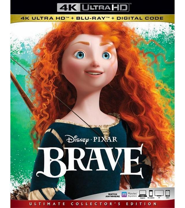 画像: BRAVE メリダとおそろしの森(2012) ※劇場ドルビーアトモス・サウンドトラック初採用作品
