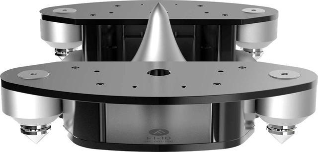 画像: 本体下部にはTractrixと名付けられたディフューザーを搭載。力強い低域を全方向に放射する