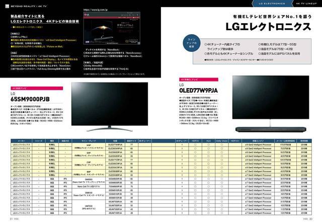 画像: 主要メーカーからリリースされている4Kテレビについても改めて整理。カタログから読み取れる特徴だけでなく、各社が用意する「画質モード」の使い分けについてもメーカーインタビューで明らかにする