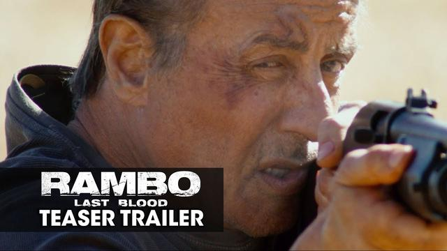 画像: Rambo: Last Blood (2019 Movie) Teaser Trailer— Sylvester Stallone www.youtube.com