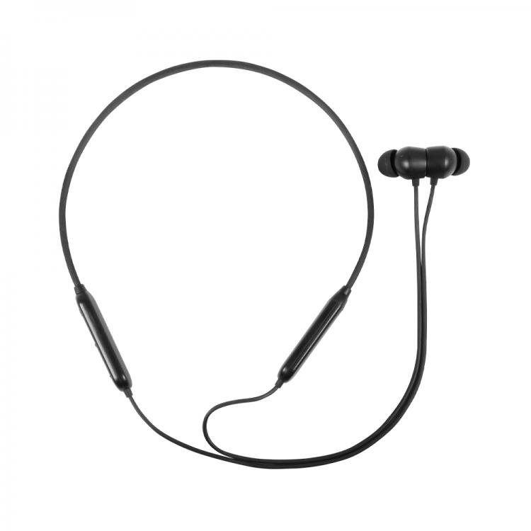 画像: 10分の充電で、約2時間再生 AAC対応 Bluetooth ネックバンド型 ワイヤレスイヤホン OWL-BTEP17   株式会社オウルテック