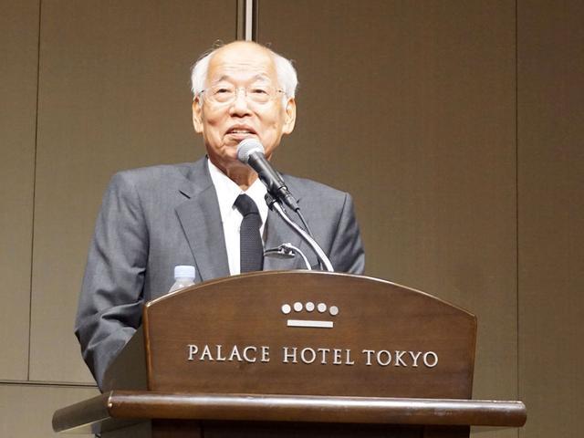 画像: 同社代表取締役 会長の鈴木幸一氏