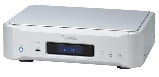 画像1: 第5位:エソテリック N-03T
