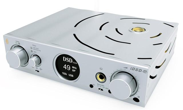 画像: 第5位:iFiオーディオ pro iDSD