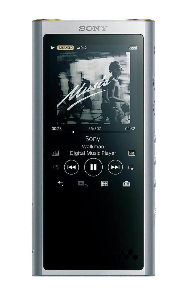 画像1: 第2位:ソニー NW-ZX300