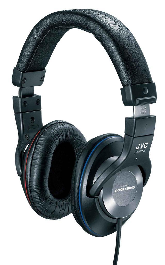 画像1: 第3位:JVC HA-MX100-Z