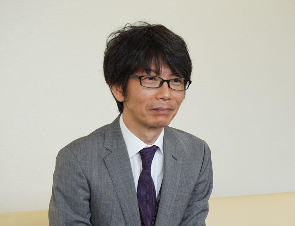 画像: お話をうかがった、NHK 編成局 展開戦略推進部 チーフプロデューサー 坂本朋彦さん