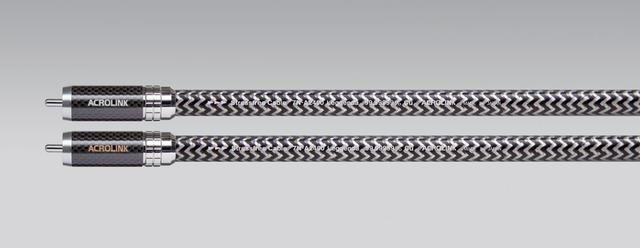 画像: ラインケーブルの新製品「7N-A2400 Leggenda」(RCA)