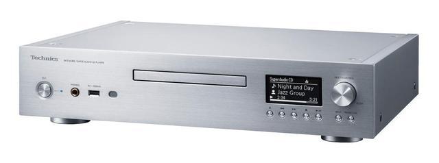 画像1: ディスクメディアファンに朗報! テクニクスからSACDディスクが再生できる、ネットワーク/SACD/CDプレーヤー「SL-G700」が登場。8月23日に定価¥280,000で発売