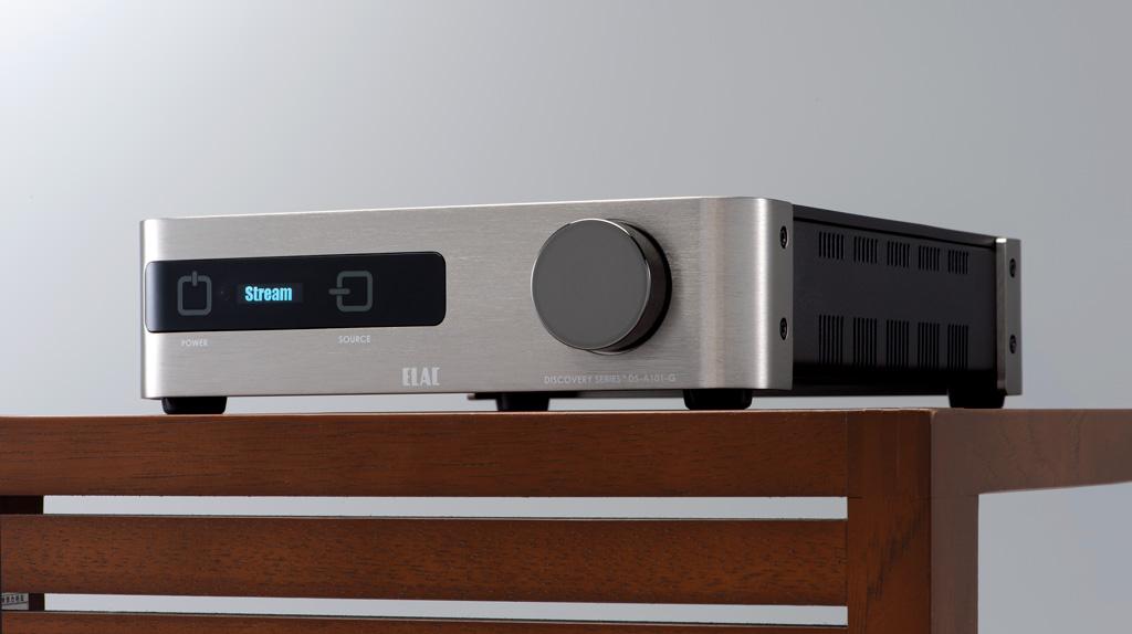 画像: 2.1ch&ハイレゾ再生対応プリメインアンプ ELAC「DS-A101-G」デビュー! ハイレゾからAV再生まで。小型筐体に凝縮した多彩な機能と興奮のサウンド