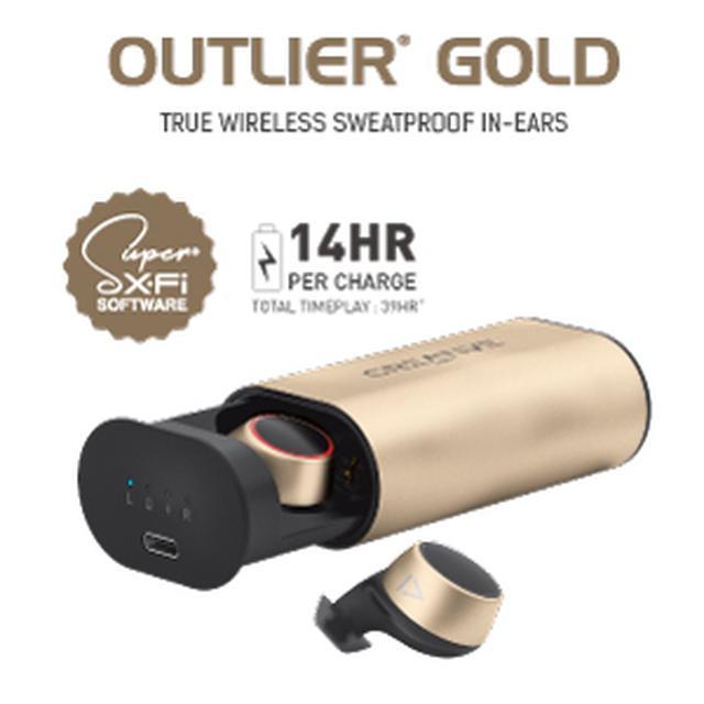 画像: Creative Outlier Gold [直販限定] 発売のお知らせ
