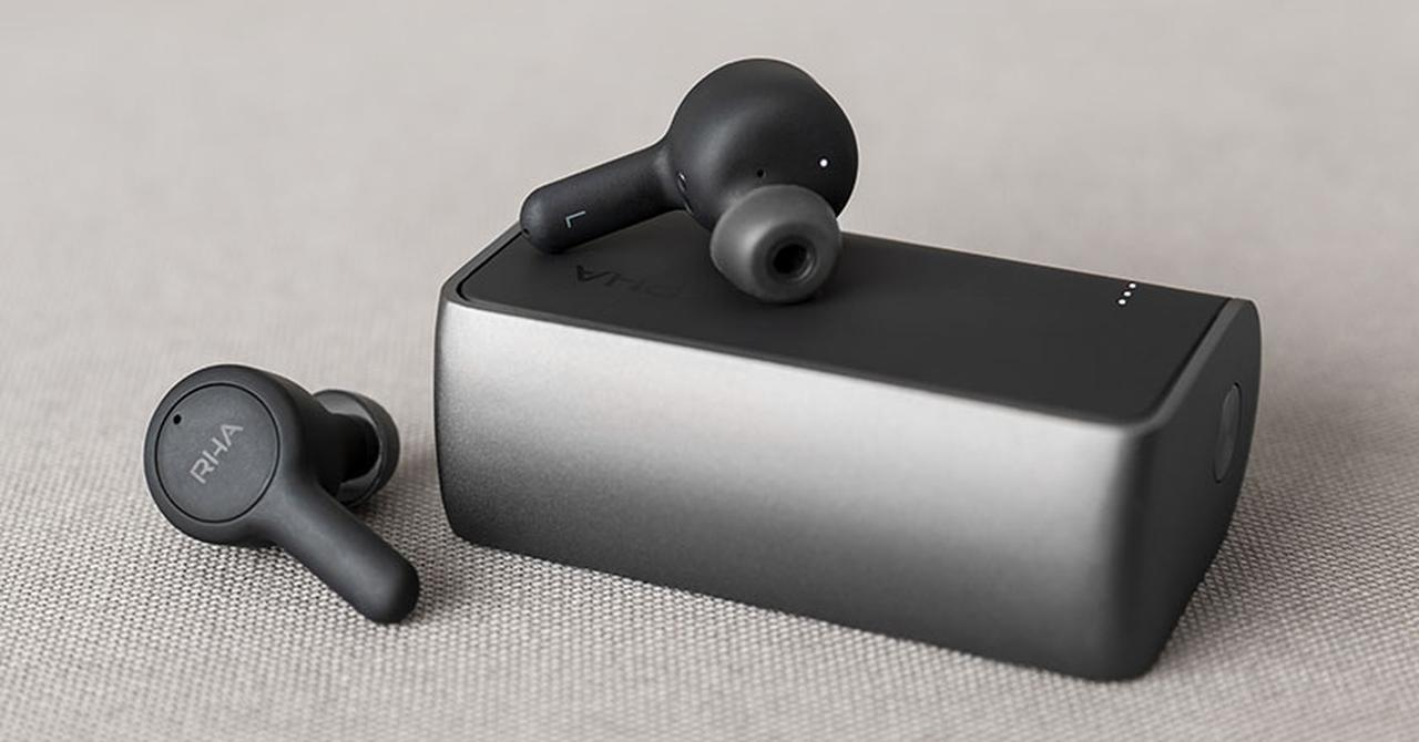 画像: 重さわずか13gの完全ワイヤレスBluetoothイヤホン。英国RHAの「TrueConnect」が、定価¥19,900(税別)で10月下旬頃に発売される - Stereo Sound ONLINE