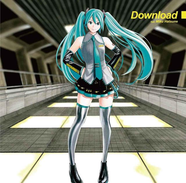 画像: Download feat.初音ミク / Various Artists