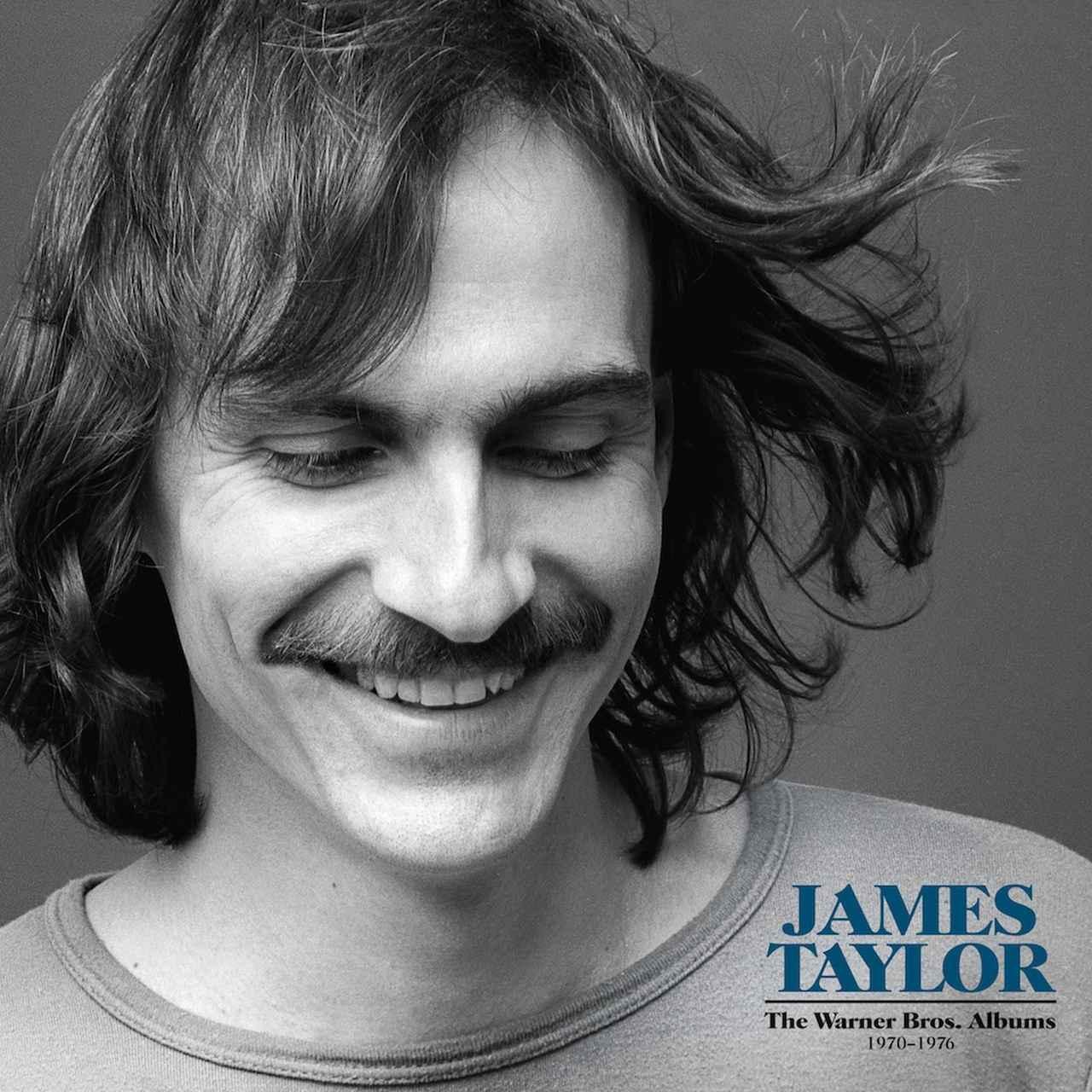 画像: The Warner Bros. Albums: 1970-1976 / James Taylor