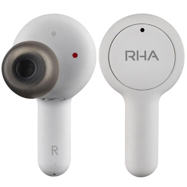 画像1: RHAの人気完全ワイヤレスイヤホン「TrueConnect」に新色「Navy Blue」「Cloud White」が8月2日に追加される