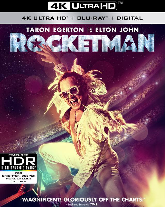 画像: エルトン・ジョンの半生を描く音楽ドラマ『ロケットマン』【海外盤Blu-ray発売情報】