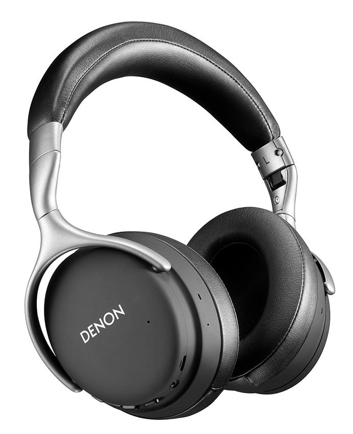 画像: デノンがヘッドホンの新製品を発表。ワイヤレスモデルを中心に、機能の違いで3機種をラインナップ。3月下旬より順次発売 - Stereo Sound ONLINE