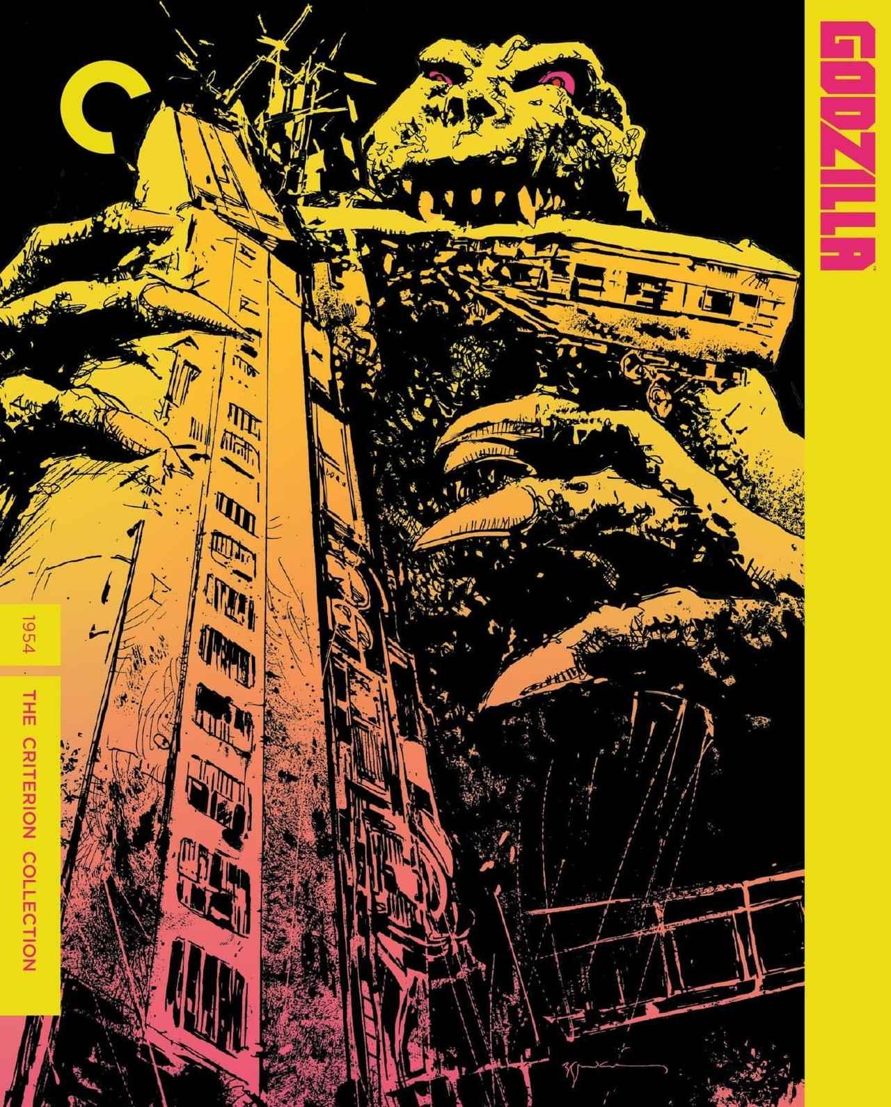 画像: ゴジラ(1954) シリーズ第1作/怪獣王ゴジラ(1956) シリーズ第1作改訂版