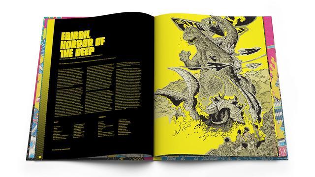 画像5: クライテリオン・プレゼンツ・昭和ゴジラ!『ゴジラ:昭和作品集 1954 - 1975』【クライテリオンNEWリリース】