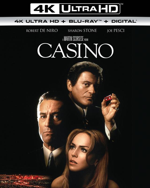 画像: スコセッシ&デ・ニーロ・コンビによる大作ドラマ『カジノ』【海外盤Blu-ray発売情報】