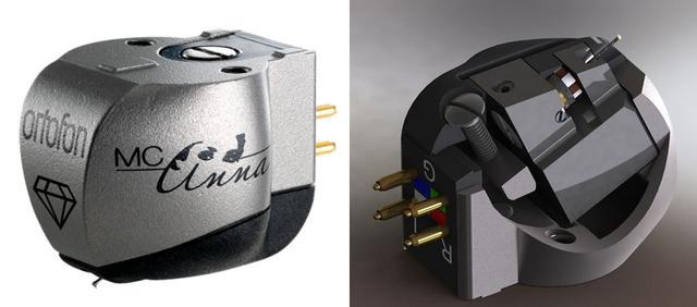 画像: オルトフォンの新フラッグシップMCカートリッジ「MC Anna Diamond」が8月に発売決定。無垢単結晶ダイヤモンド・カンチレバーを使用し、価格は¥1,080,000