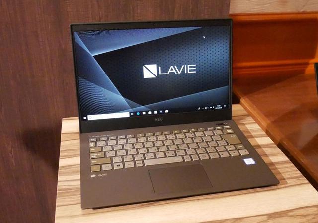 画像: 「PC-8001」の誕生40周年を記念したアニバーサリーモデル「LAVIE Pro Mobile  PM750/NAA」
