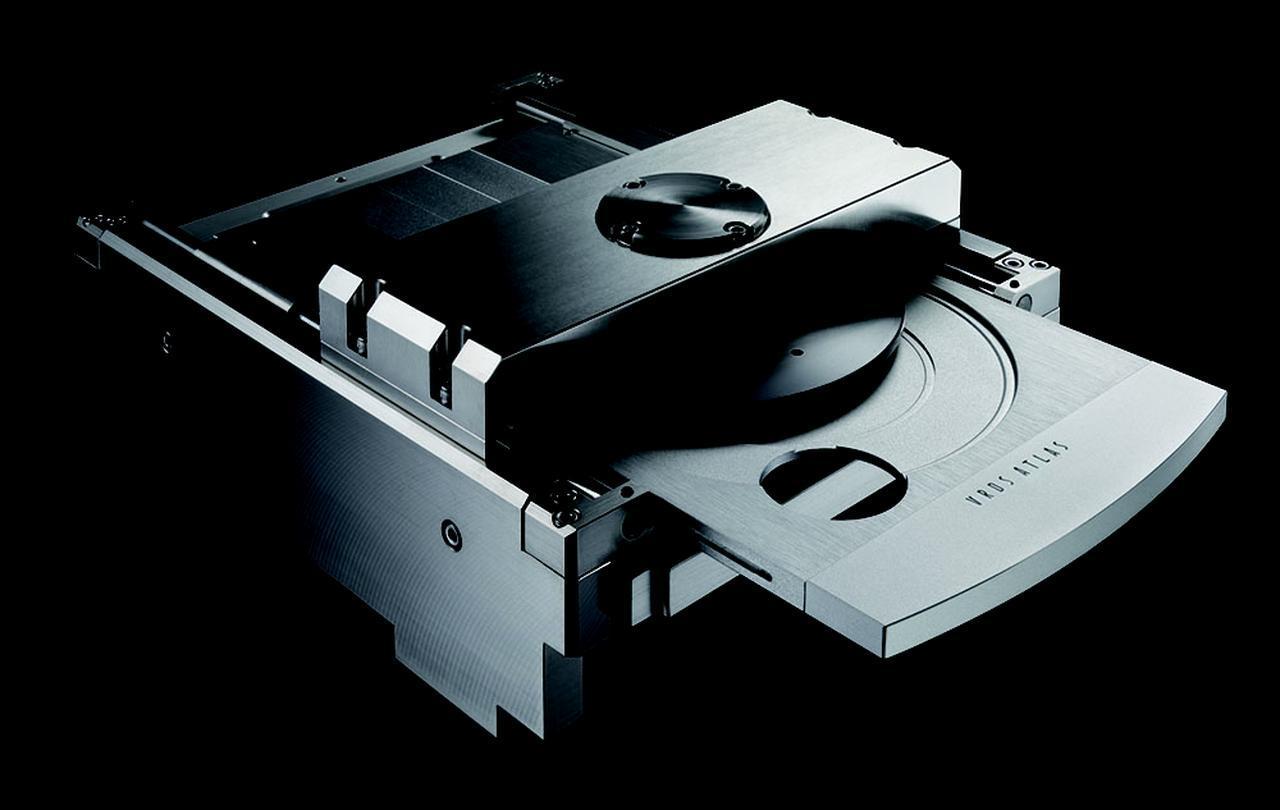 画像: SACD/CDトランスポートメカニズム「VRDS-ATLAS」