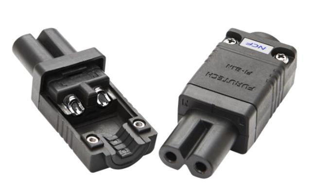 画像: 「FI-8.1N NCF(R) IEC connector」