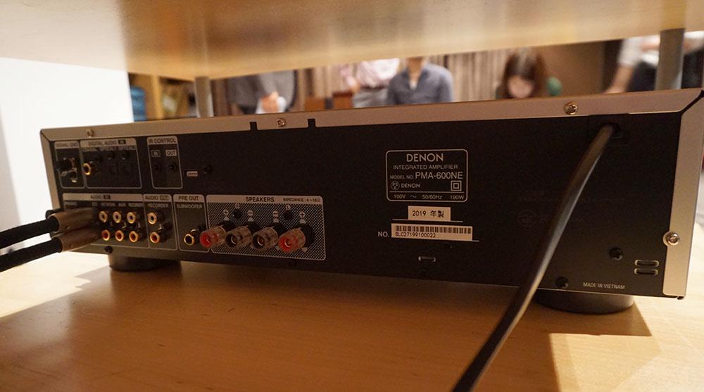 画像: 「DCD-600NE」の主なスペック