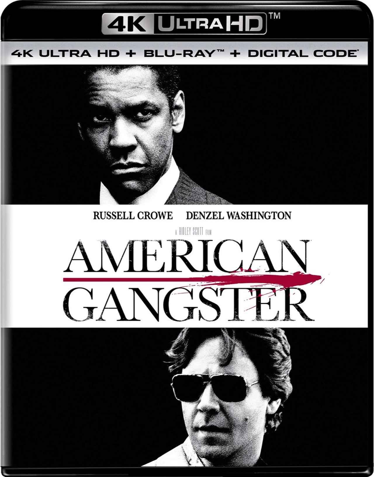 画像1: リドリー・スコットが贈る実録犯罪サスペンス『アメリカン・ギャングスター』【海外盤Blu-ray発売情報】