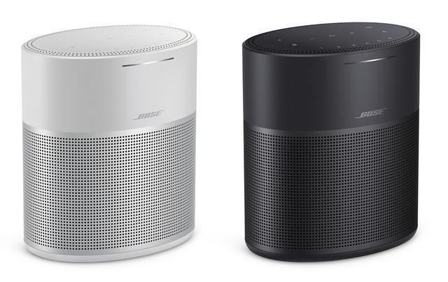 画像: ボーズから、スタイリッシュなスマートスピーカー「Bose Home Speaker 300」が発売。ファームウェアアップデートによるGoogleアシスタント機能の追加も実施!