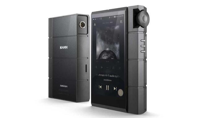 画像: Astell&Kern、「ES9038PRO」DACを2基搭載したハイパフォーマンスDAP「KANN CUBE」を発表。バランス出力12Vrmsのハイパワーも実現 - Stereo Sound ONLINE