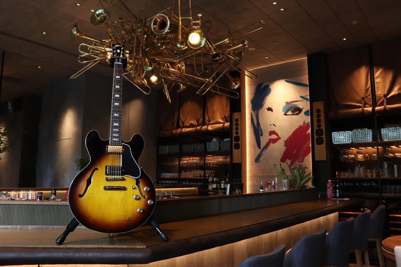 画像: 【EVENT】真夏のLady Blue に期間限定の「Gibson Bar 」出現!   Lady Blue(レディ・ブルー)