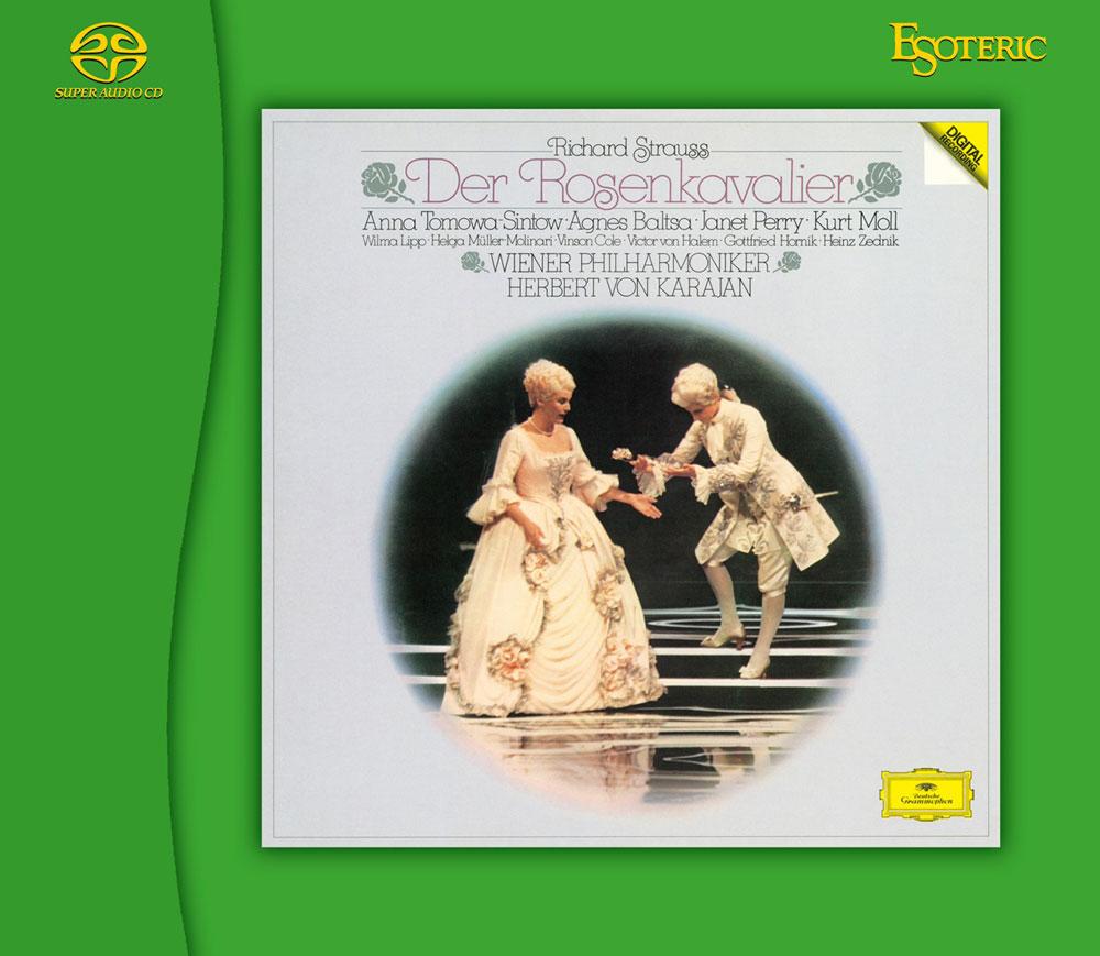 画像: アンナ・トモワ・シントウ(S) クルト・モル(Bs) アグネス・バルツァ(Ms) ヘルベルト・フォン・カラヤン(指揮) ウィーン・フィルハーモニー管弦楽団 ウィーン国立歌劇場合唱団 ■品番:ESSG-90215/17 3枚組 ■仕様:Super Audio CDハイブリッド ■定価:¥10,833(税別) ■レーベル:DEUTSCHE GRAMMOPHON ■音源提供:ユニバーサルミュージック合同会社 ■ジャンル:歌劇