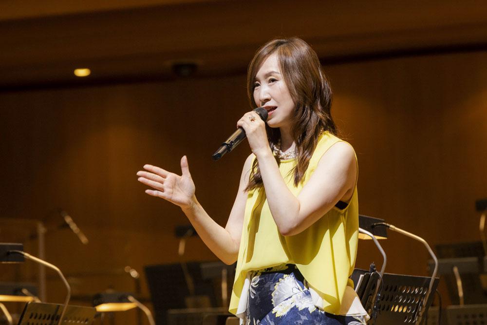画像3: 上演後のスペシャル・トークでは、なんと森口博子も登壇!