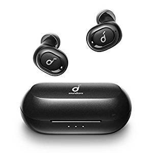 画像: Amazon | 【第2世代】Anker Soundcore Liberty Neo(ワイヤレスイヤホン Bluetooth 5.0)【IPX7防水規格 / 最大20時間音楽再生 / Siri対応 / グラフェン採用ドライバー / マイク内蔵 / PSE認証済】 | Soundcore | ポータブルスピーカー