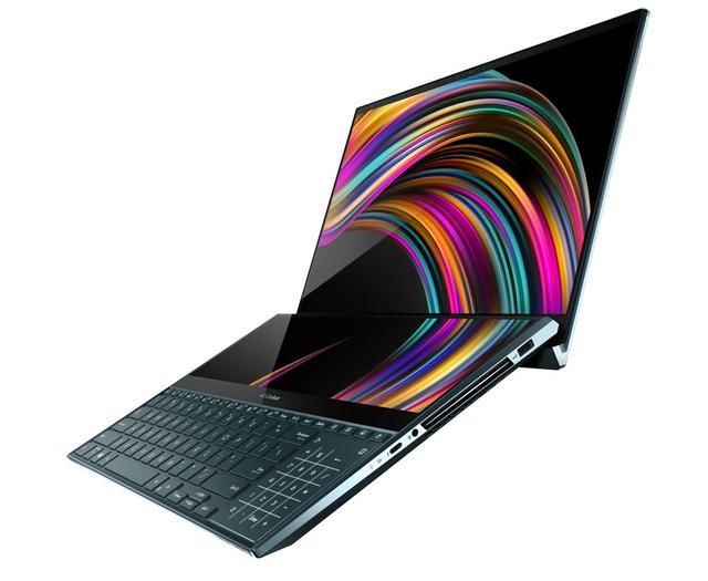 画像: ASUS ZenBook Pro Duo