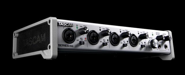 画像: SERIES 208i | 製品トップ | TASCAM (日本)