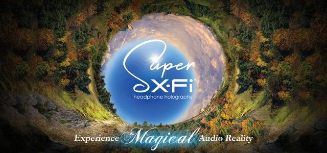 画像: 【製品レビュー】両耳と顔の写真を撮って音響特性を最適化できる! 画期的なバーチャルサラウンド技術、「Super X-Fi」登場。ゲーム、映画、音楽を臨場感豊かに楽しめる - Stereo Sound ONLINE