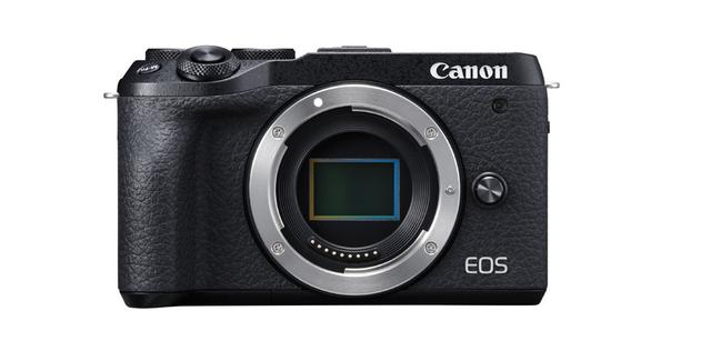 画像: 「EOS M6 Mark II」
