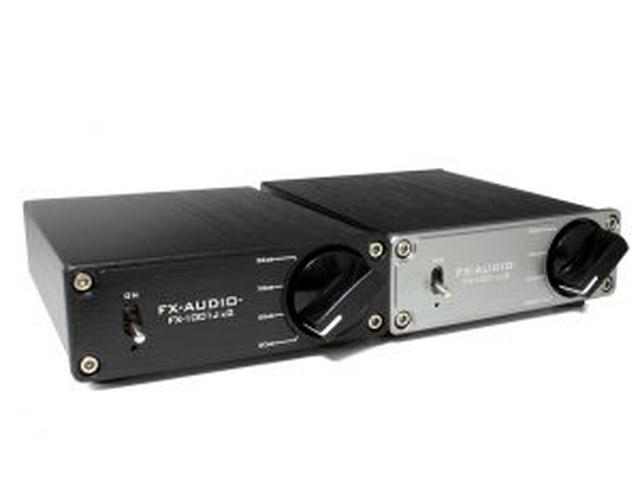画像: TPA3116 デジタルアンプIC搭載 デュアルモノラル構成 パワーアンプ FX-AUDIO- 『FX-1001Jx2』を新発売 | North Flat Japan(株式会社ノースフラットジャパン公式)