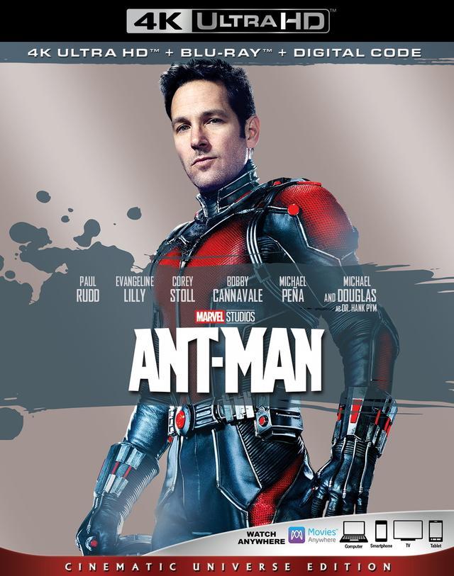 画像3: 10月の4Kマーベル・シネマティック・ユニバース『ガーディアンズ・オブ・ギャラクシー』『アントマン』『ドクター・ストレンジ』【海外盤Blu-ray発売情報】