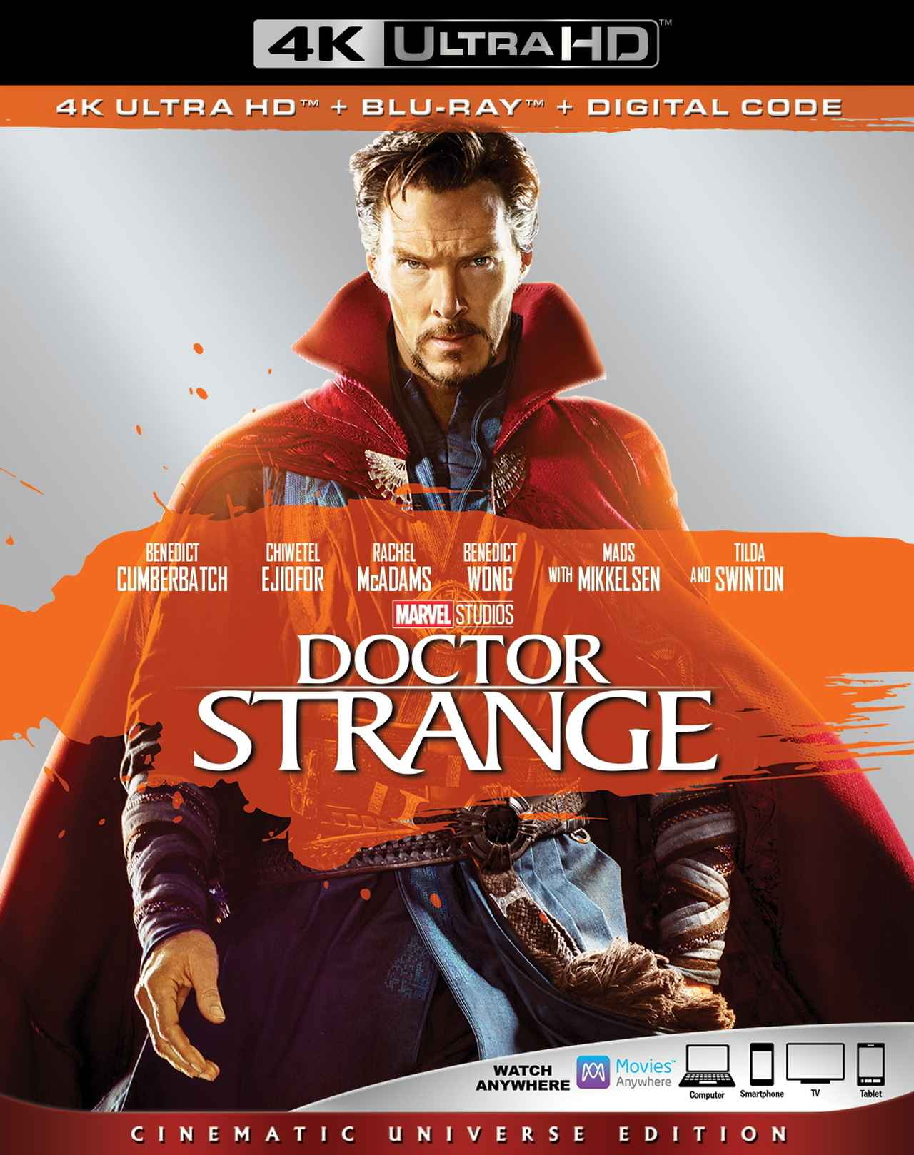 画像5: 10月の4Kマーベル・シネマティック・ユニバース『ガーディアンズ・オブ・ギャラクシー』『アントマン』『ドクター・ストレンジ』【海外盤Blu-ray発売情報】