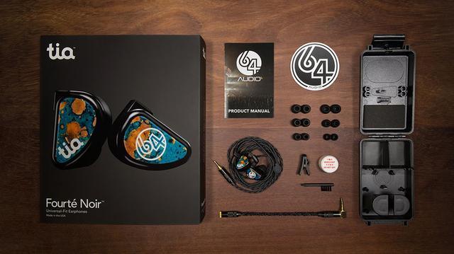 画像: 64 AUDIO、オリジナル技術を存分に投入し、クリアーなサウンドを実現したIEM「Fourte Noir」を8月30日に500台限定で発売。オーナーのサイン入りモデルも10台用意