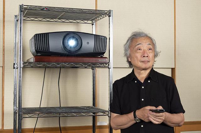 画像: 4K/DLPプロジェクターは、ここまで進化していたか! BenQ「HT5550」を視聴して、映像品質の進化に感動を禁じえなかった【4K DLPの魅力に密着 その2】 - Stereo Sound ONLINE