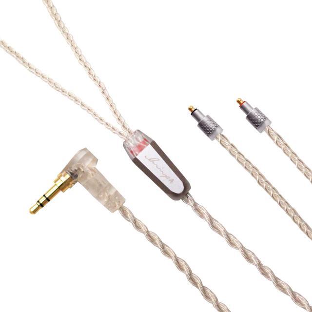 画像5: Luminox Audio、リケーブルの現行5シリーズに、Estron社純正T2コネクター搭載モデルを追加。9月3日よりe☆イヤホン限定で発売。プラグは各3.5mm、2.5mm、4.4mmをラインナップ