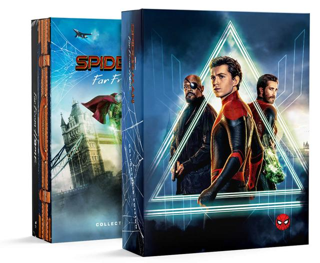 画像1: Zavvi Exclusive Collector's Edition Steelbook(UK)