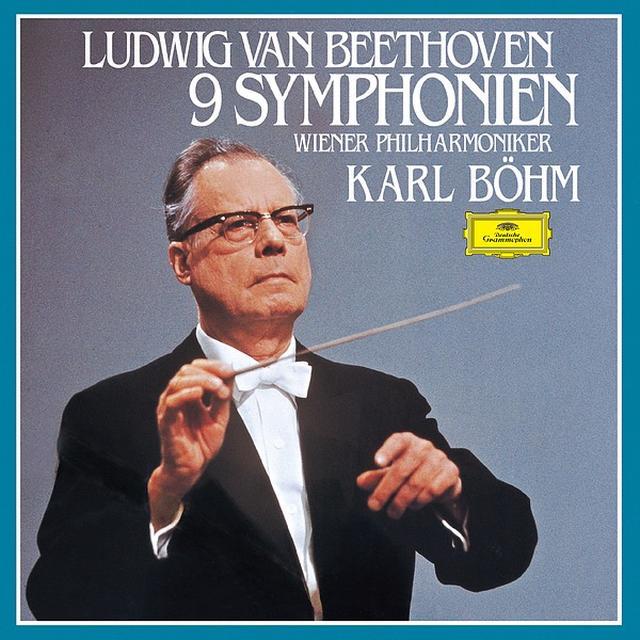 画像: ベートーヴェン:交響曲全集/ウィーン・フィルハーモニー管弦楽団, カール・ベーム