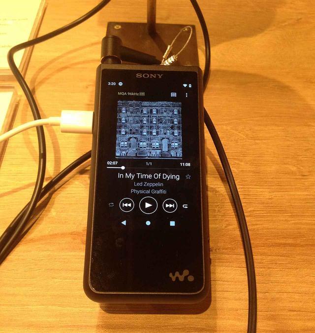 画像: 新製品の上位モデル「NW-ZX507」