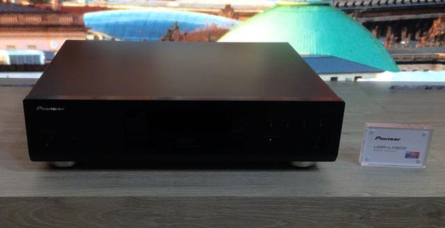 画像: ユニバーサルUHD BDプレーヤーの「UDP-LX500」